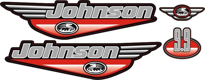 johnson 9.9 HP 2000 model