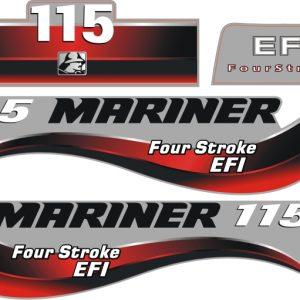 mariner 2014 115 HP