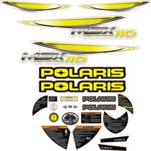 polaris msx 110 sari