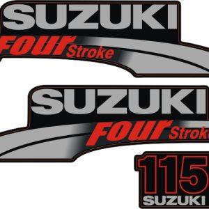 suzuki 115 HP