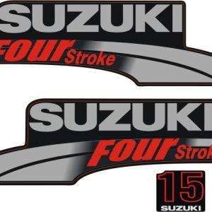 suzuki 15 HP