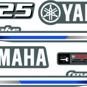 yamaha 2014 25 HP