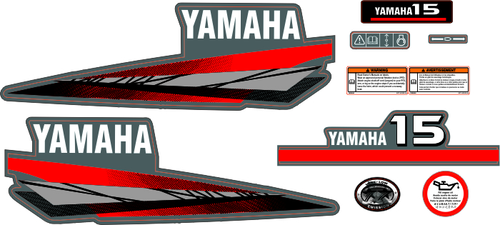 yamaha 2stroke 15 Hp
